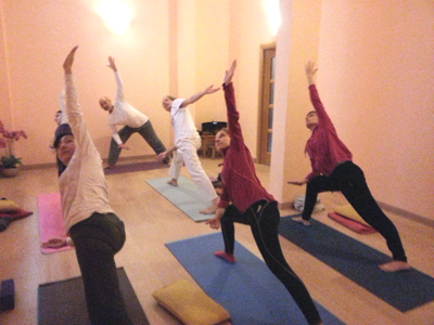 Centro de Yoga Madrid. Árati, un espacio abierto para el Corazon.