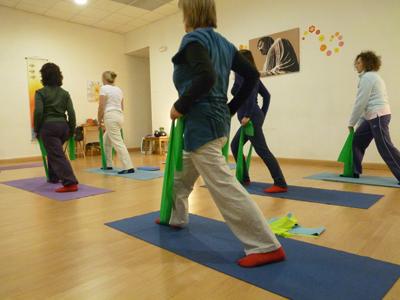 Centro de Pilates. Árati, un espacio abierto para el Corazon.
